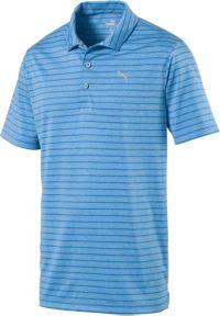 Polo de golf de rotation Stripe pour homme