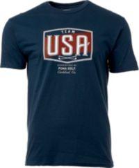 Puma Hommes Team USA Golf T-Shirt
