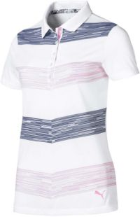 POLO de golf PUMA Women's Race Day