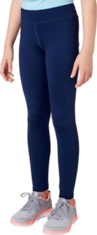 Reebok Girls' Cold Weather Compression Tights