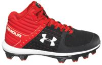 Under Armour Kids' Yard Mid TPU Baseball