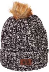 Zephyr femmes BYU Cougars POM tricot bonnet