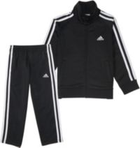 adidas Little Boys' Tricot Jacket and Pant