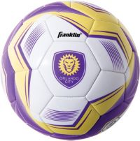 Franklin Orlando City soccer ball