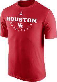 Jordan hommes Houston Cougars rouge Dri-FIT