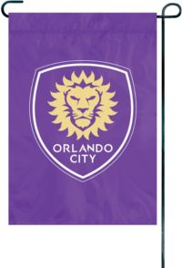 Party animal Orlando City Garden Flag