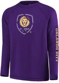 MLS jeunesse Orlando City vital Purple chemise
