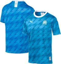 PUMA Hommes Marseille '19 Stadium Away Replica