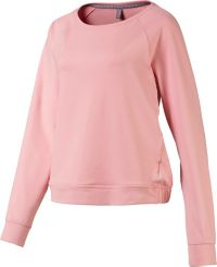 PUMA Women's Fleece Crew Golf Pullover