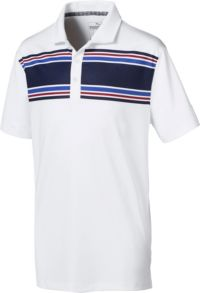 PUMA Garçons Montauk Golf Polo