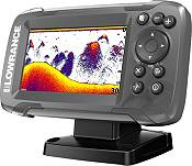 Lowrance HOOK2-4x Fish Finder with Bullet Transducer (000-14012-001) product image