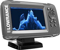 Lowrance HOOK2-5x Splitshot HDI GPS Fish Finder (000-14016-001)