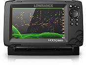 Lowrance HOOK Reveal 7 Splitshot US/CAN Nav+ Bundle Fish Finder product image