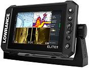 Lowrance Elite FS™ 7 Fish Finder with HDI Transducer product image