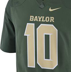 meet ef890 5f085 Nike Men's Robert Griffin III Baylor Bears #10 Green Replica College Alumni  Jersey