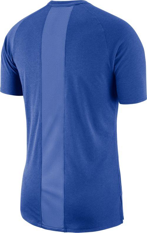 32d326bd86fd3b Jordan Men s Florida Gators Blue Alpha Dri-FIT T-Shirt