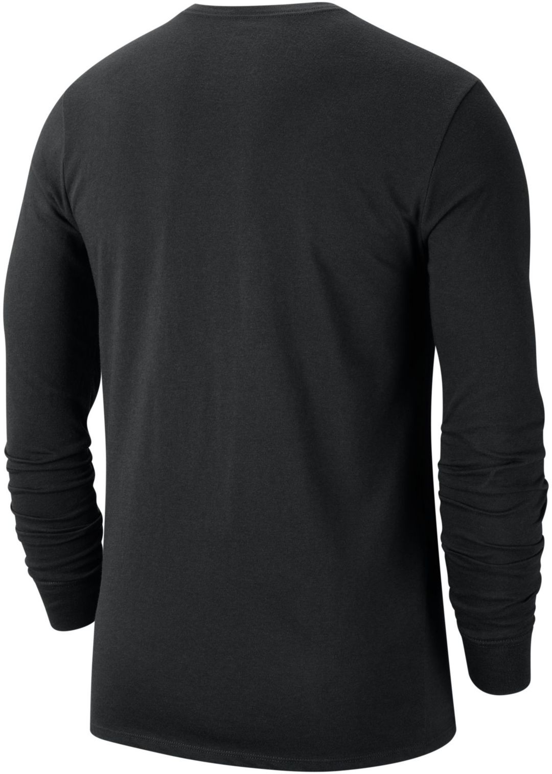 a065cc11 Nike Men's Colorado Rockies Dri-FIT Long Sleeve Shirt | DICK'S ...