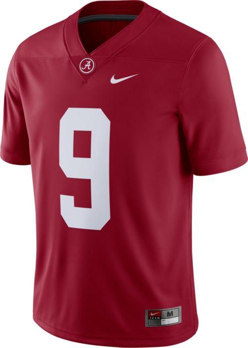 Nike Men s Amari Cooper Alabama Crimson Tide  9 Crimson Replica College  Alumni Jersey 87c00c344