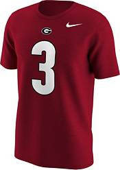 Nike Men's Georgia Bulldogs Todd Gurley #3 Red College Alumni T-Shirt product image