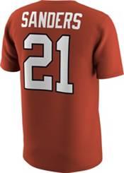 Nike Men's Oklahoma State Cowboys Barry Sanders #21 Orange Football Jersey T-Shirt product image