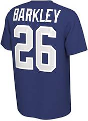 Nike Men's New York Giants Saquon Barkley #26 100th Navy T-Shirt product image