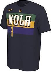 Nike Men's New Orleans Pelicans Zion Williamson Dri-FIT City Edition T-Shirt product image