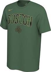 Nike Men's Boston Celtics Kemba Walker #8 Dri-FIT Green Earned Edition T-Shirt product image