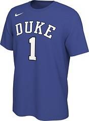 Nike Men's Kyrie Irving Duke Blue Devils #1 Duke Blue Basketball Jersey T-Shirt product image
