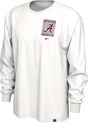 Nike Men's 2020 National Champions Alabama Crimson Tide Long Sleeve Maywood T-Shirt product image