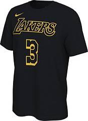 Nike Men's Los Angeles Lakers Anthony Davis #3 Black Mamba T-Shirt product image