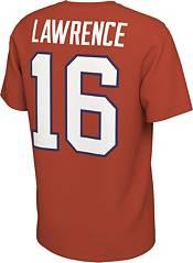 Nike Men's Clemson Tigers Trevor Lawrence #16 Orange Football Jersey T-Shirt product image