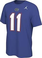 Jordan Men's Florida Gators Kyle Trask #11 Blue Football Jersey T-Shirt product image