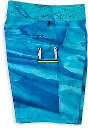 SCALES Men's First Mates Bahamas Current Board Shorts product image