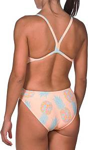 arena Women's Pineapples Challenge Back One Piece Swimsuit product image