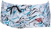 arena Men's Floral Logo Reversible Low Waist Swim Brief product image