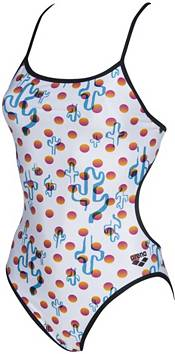 arena Women's Sunset Reversible Challenge One Piece Swimsuit product image