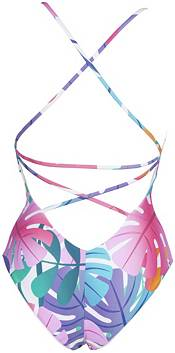 arena Women's Twist Back Reversible One Piece Swimsuit product image