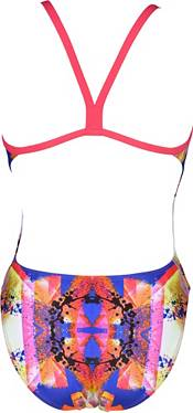 arena Women's Origami Spray Challenge Back One Piece Swimsuit product image