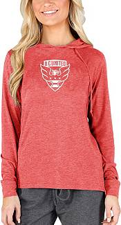 Concepts Sport Women's D.C. United Crescent Red Long Sleeve Top product image