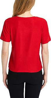 Concepts Sport Women's FC Dallas Zest Red Short Sleeve Top product image