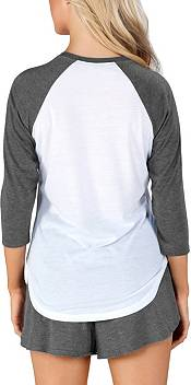 Concepts Sport Women's Orlando City Crescent White Long Sleeve Top product image