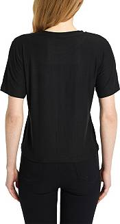 Concepts Sport Women's Minnesota United FC Zest Black Short Sleeve Top product image