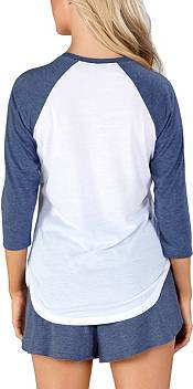 Concepts Sport Women's FC Cincinnati Crescent White Long Sleeve Top product image