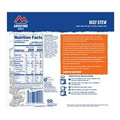 Mountain House Beef Stew Pouch product image