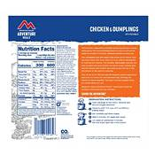 Mountain House Chicken and Dumplings product image