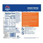 Mountain House Chicken Teriyaki with Rice Pouch product image