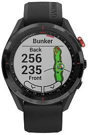 Garmin Approach S62 Premium GPS Golf Watch with CT10 Club Tracking Sensors product image