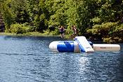 Rave Sports Splash Zone Plus 12' Water Bouncer Package product image
