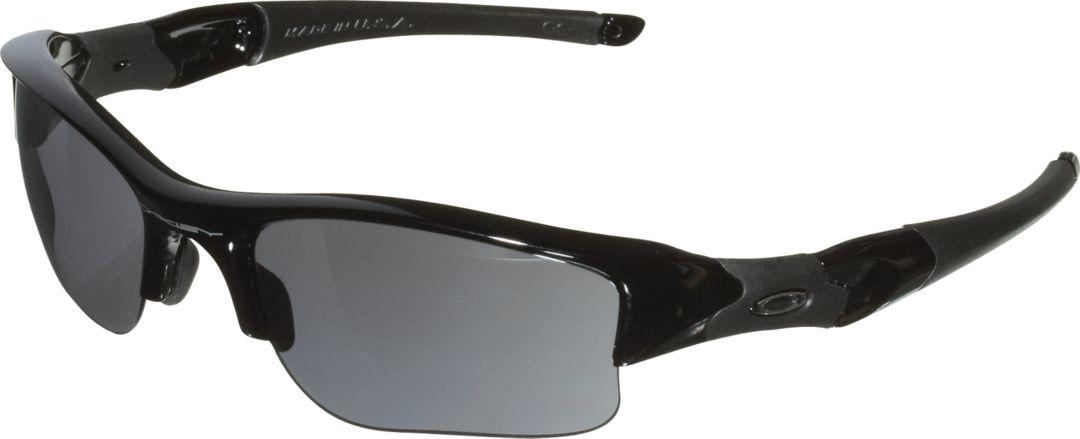 f82d913678c1 Oakley Men's Flak Jacket XLJ Sunglasses | DICK'S Sporting Goods