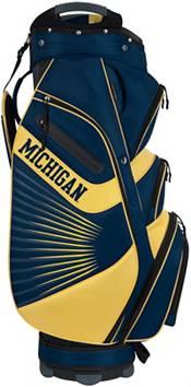 Team Effort The Bucket II Michigan Wolverines Cooler Cart Bag product image